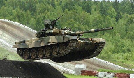 """Trung Đông muốn mua xe tăng """"Vladimir T-90"""" của Nga - Ảnh 1"""