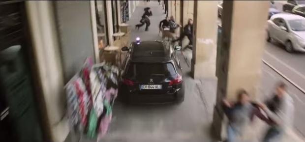 Charlie Hebdo: Paris cấm đóng cảnh phim hành động - Ảnh 2