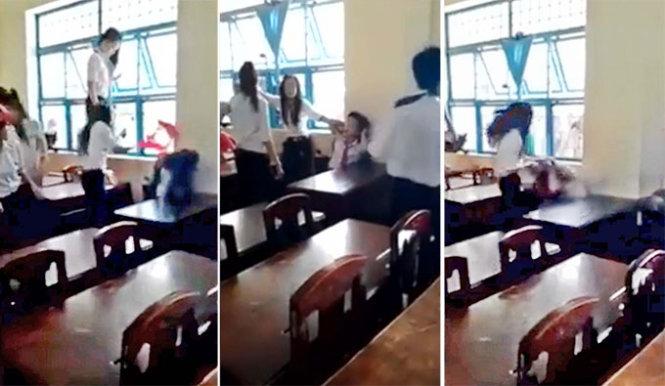 """Cha nữ sinh bị đánh hội đồng ở Trà Vinh: """"Tôi quá đau lòng"""" - Ảnh 2"""