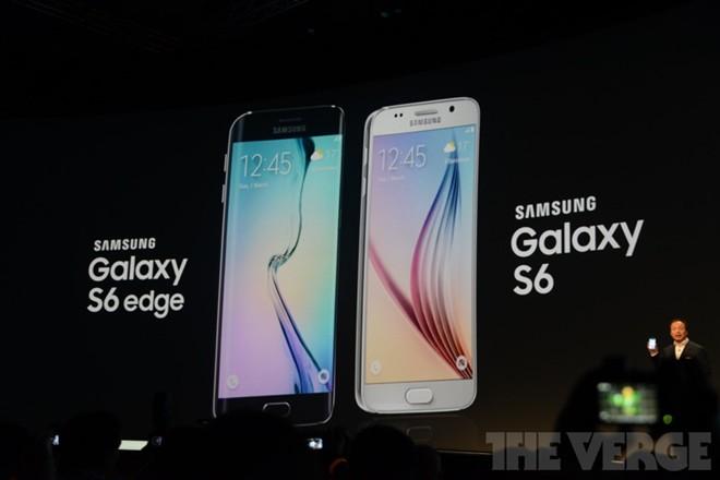 """Galaxy S6, Galaxy S6 Edge: """"Không mẫu điện thoại nào sánh được"""" - Ảnh 1"""