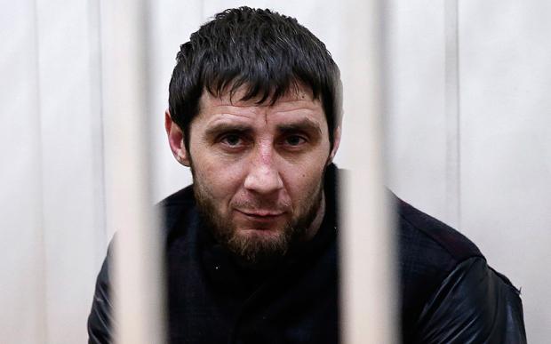 """Nghi phạm sát hại ông Nemtsov từng """"nổi giận"""" với tạp chí Charlie Hebdo - Ảnh 1"""