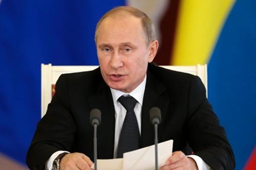 """Vladimir Putin: """"Người đàn ông quyền lực nhất thế giới"""" - Ảnh 2"""