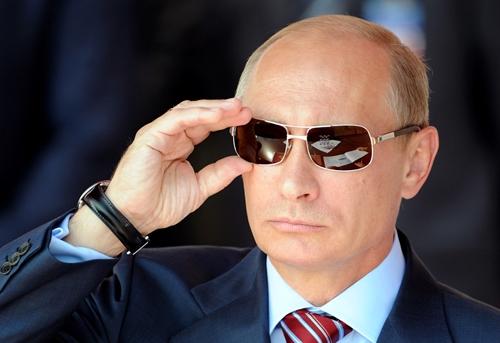 """Vladimir Putin: """"Người đàn ông quyền lực nhất thế giới"""" - Ảnh 1"""
