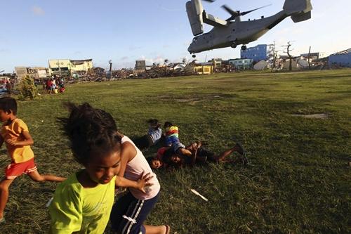 Cận cảnh Philippines: Một tuần sau siêu bão Haiyan - Ảnh 13