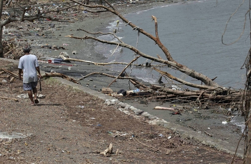 Cận cảnh Philippines: Một tuần sau siêu bão Haiyan - Ảnh 3