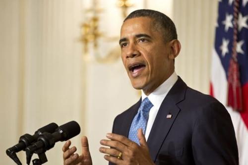 Tổng thống Mỹ ca ngợi thỏa thuận hạt nhân với Iran - Ảnh 1