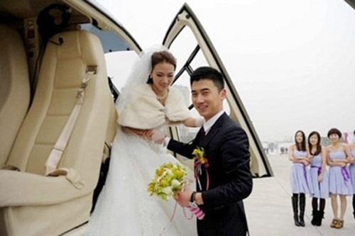 """""""Choáng"""" với những đám cưới xa hoa bậc nhất Trung Quốc - Ảnh 3"""