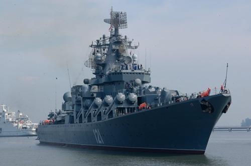 Sự trỗi dậy mạnh mẽ của Hải quân Nga - Ảnh 1