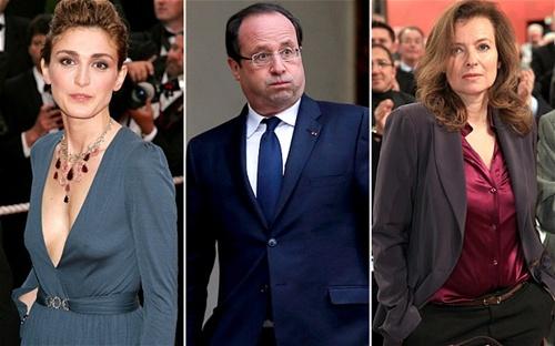 """Tổng thống Pháp """"khổ"""" vì bê bối tình ái  - Ảnh 1"""