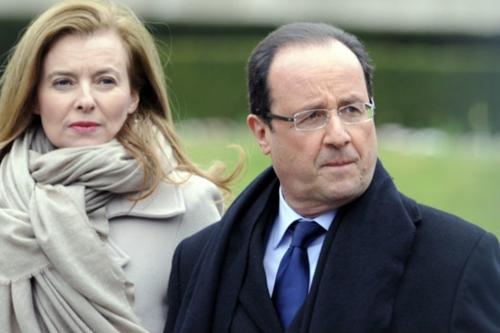 Những người phụ nữ nổi tiếng trong đời ông Hollande - Ảnh 1