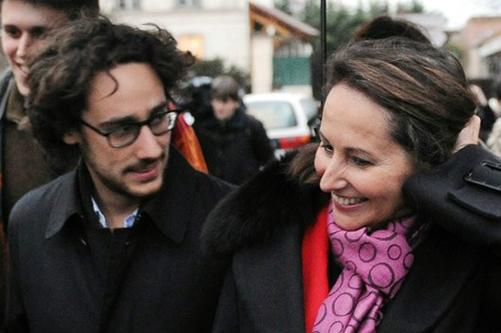 Những người phụ nữ nổi tiếng trong đời ông Hollande - Ảnh 2