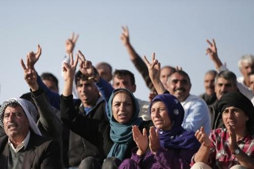 Đột biến trong cuộc chiến bảo vệ Kobane  - Ảnh 1
