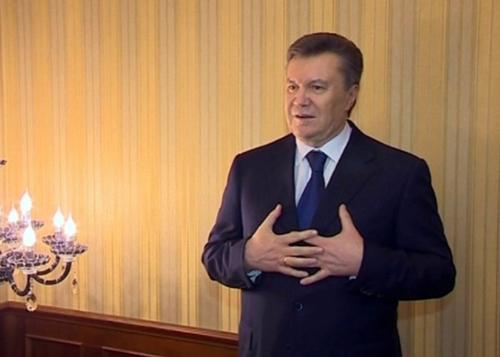Tổng thống Ukraine Yanukovich đã chạy trốn sang Nga? - Ảnh 3
