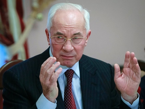 Tổng thống Ukraine Yanukovich đã chạy trốn sang Nga? - Ảnh 7