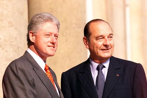 Báo chí phanh phui đời tư của các vị Tổng thống Pháp - Ảnh 8