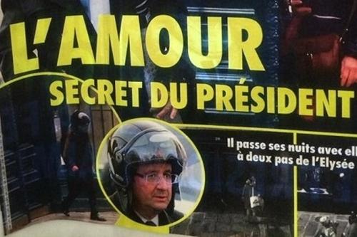 Báo chí phanh phui đời tư của các vị Tổng thống Pháp - Ảnh 1