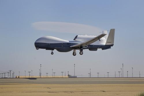 Tự vệ Crimea bắn hạ UAV do thám Mỹ - Ảnh 1