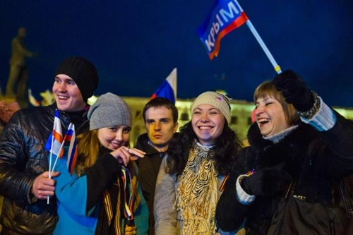 Kết quả chính thức: Gần 97% cử tri Crimea muốn gia nhập Nga - Ảnh 6