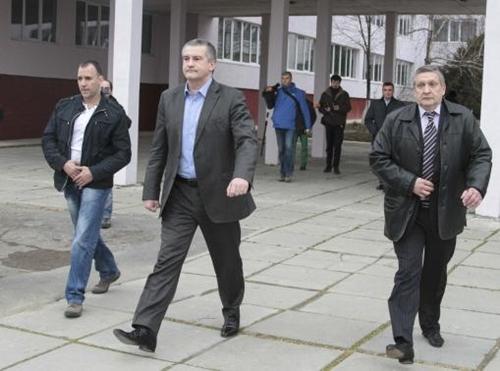 Kết quả chính thức: Gần 97% cử tri Crimea muốn gia nhập Nga - Ảnh 9