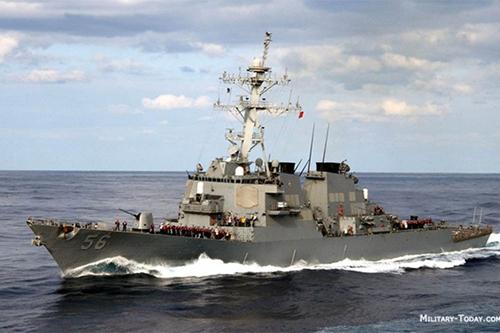 Bật mí tàu chiến hiện đại nhất Trung Quốc - Ảnh 3