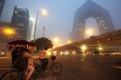 Trung Quốc mất 300 tỷ USD mỗi năm vì ô nhiễm    - Ảnh 5