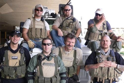 Lính đánh thuê Mỹ đang ở Ukraina? - Ảnh 1