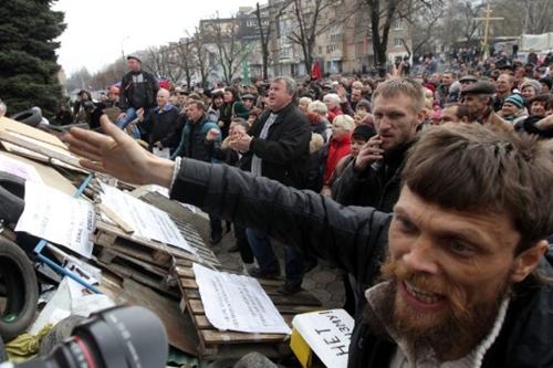 Chính quyền Kiev mất quyền kiểm soát miền đông Ukraina? - Ảnh 1