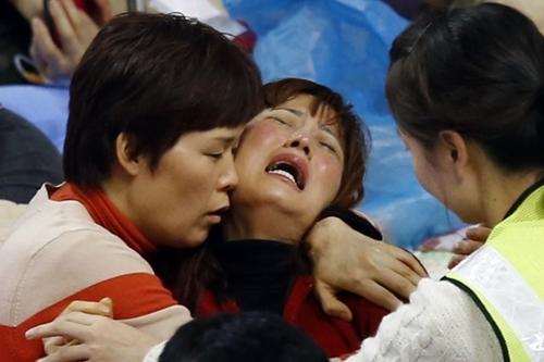 Chìm phà Hàn Quốc: Công việc cứu hộ kéo dài 2 tháng? - Ảnh 3