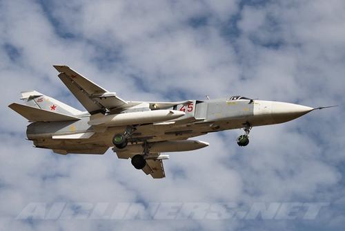 "Vì sao Sukhoi Su-24 khiến tàu Aegis Mỹ ""khiếp sợ""?  - Ảnh 1"