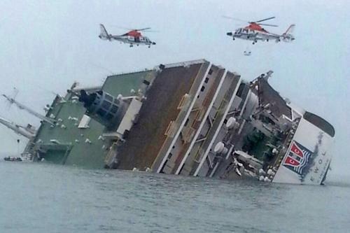 Chìm phà Hàn Quốc: Phải xử nặng thuyền trưởng  - Ảnh 1