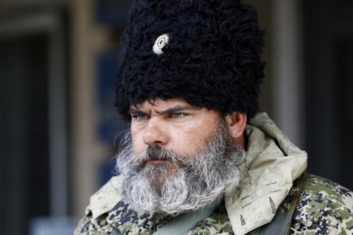 """Tiết lộ về lực lượng """"bí ẩn"""" ở đông Ukraina  - Ảnh 1"""