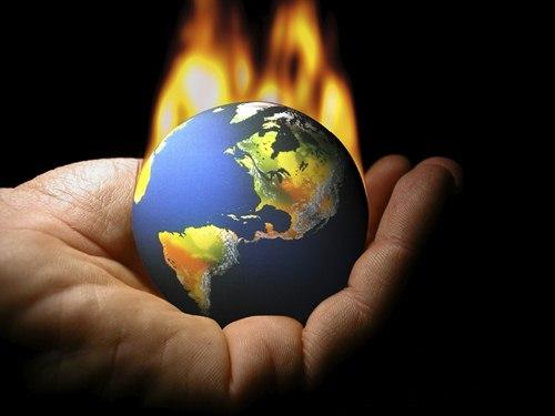 Biến đổi khí hậu: Hiểm họa lớn nhất đối với thế giới  - Ảnh 1