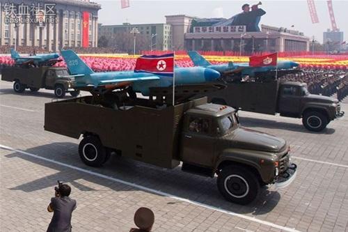 Máy bay không người lái Triều Tiên sẵn sàng xung trận - Ảnh 1