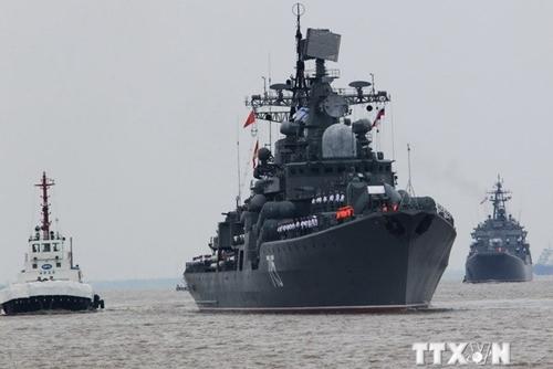 Tổng thống Nga bắt đầu chuyến thăm Trung Quốc - Ảnh 1