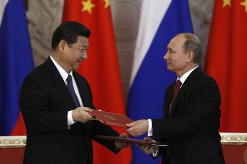"""Nga có bị Trung Quốc """"bắt bí"""" về hợp đồng khí đốt? - Ảnh 1"""