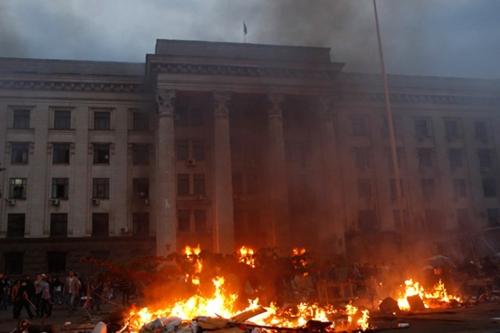 116 người đã bị giết chết ở Nhà Công đoàn Odessa?  - Ảnh 1