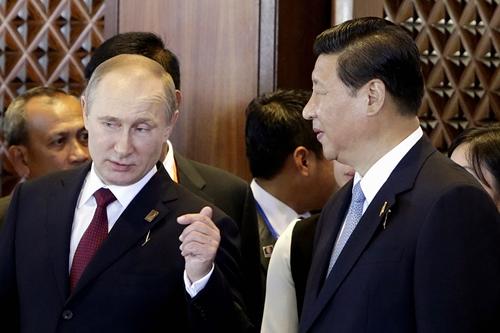 """Vì sao Tập Cận Bình """"ngưỡng mộ"""" Putin? - Ảnh 1"""