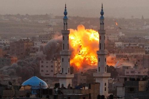 Giao tranh Israel-Hamas: Cái chết trút lên đầu thường dân  - Ảnh 1
