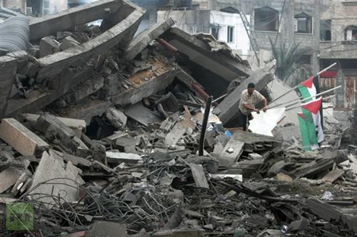 Giao tranh Israel-Hamas: Cái chết trút lên đầu thường dân  - Ảnh 2