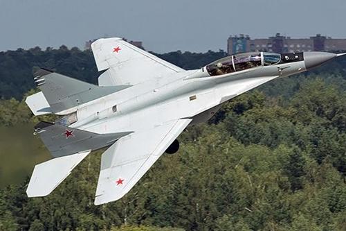 Máy bay chiến đấu Nga MiG-29 rơi gần Astrakhan - Ảnh 1