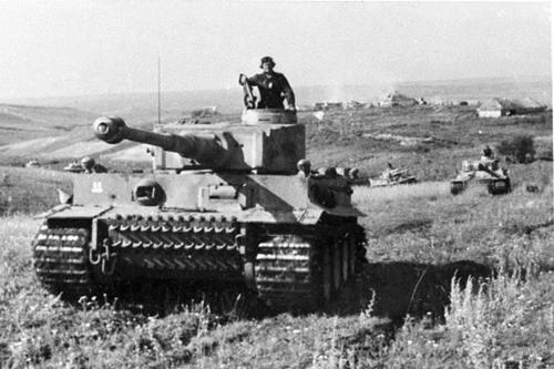 Vòng cung Kursk: Trận đấu tăng lớn nhất lịch sử chiến tranh - Ảnh 3