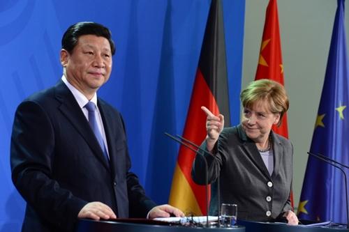 Phản gián Đức cảnh báo nguy cơ gián điệp Trung Quốc  - Ảnh 1