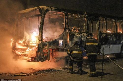 Brazil: Thảm bại bóng đá biến thành bạo loạn - Ảnh 2