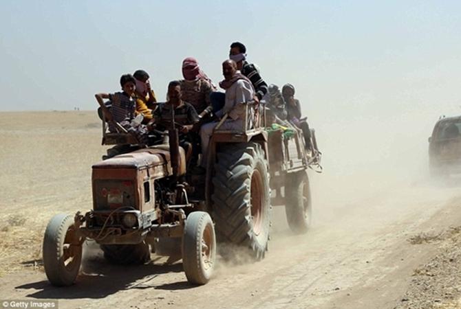 Hình ảnh sắc tộc Yazidi ở Iraq trước họa diệt chủng - Ảnh 3