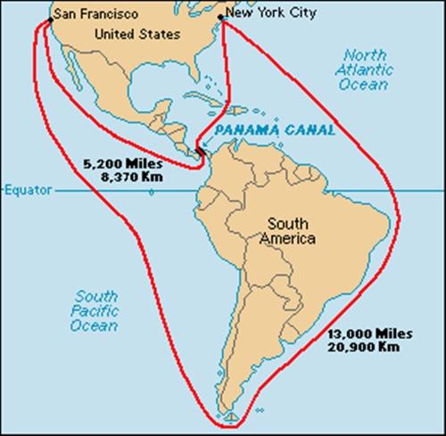Hồ sơ: 100 năm kênh đào Panama  - Ảnh 2
