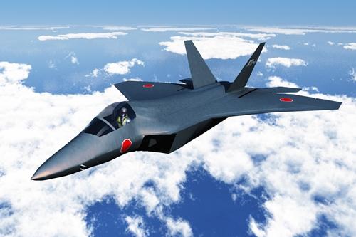 Tokyo âm thầm chế tạo chiến đấu cơ 100% Nhật Bản  - Ảnh 1