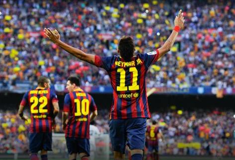 Barcelona thắng lớn sau kinh điển tại Nou Camp - Ảnh 1