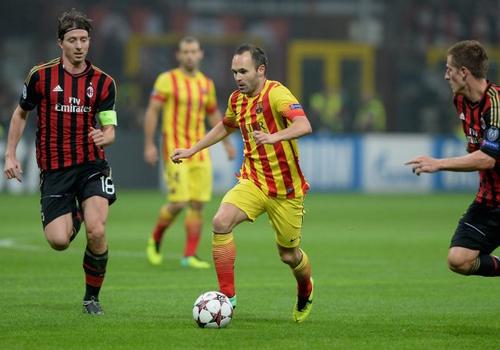 Barcelona thắng lớn sau kinh điển tại Nou Camp - Ảnh 2