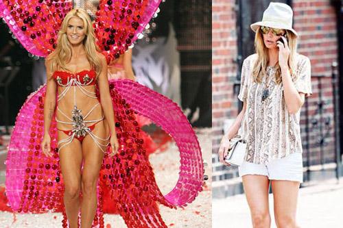 Không diện nội y, thiên thần Victoria's Secret mặc gì ra phố? - Ảnh 5
