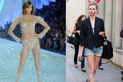 Không diện nội y, thiên thần Victoria's Secret mặc gì ra phố? - Ảnh 6